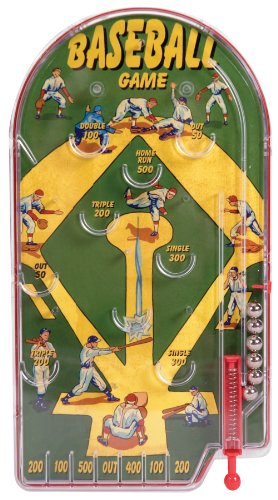 Schylling Home Run Pinball
