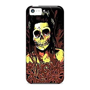 Hot CJc3643MWWV Cases Covers Protector For Iphone 5c- Bmth
