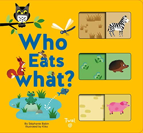 Who Eats What?
