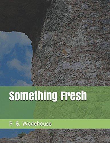 Read Online Something Fresh pdf epub