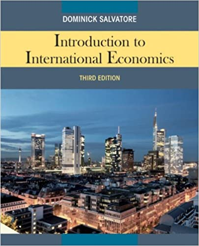 Amazon introduction to international economics 3rd edition amazon introduction to international economics 3rd edition ebook dominick salvatore kindle store fandeluxe Choice Image