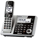 Panasonic KX-TGF370S DECT 6.0 1-Handset Landline Telephone (Certified Refurbished)