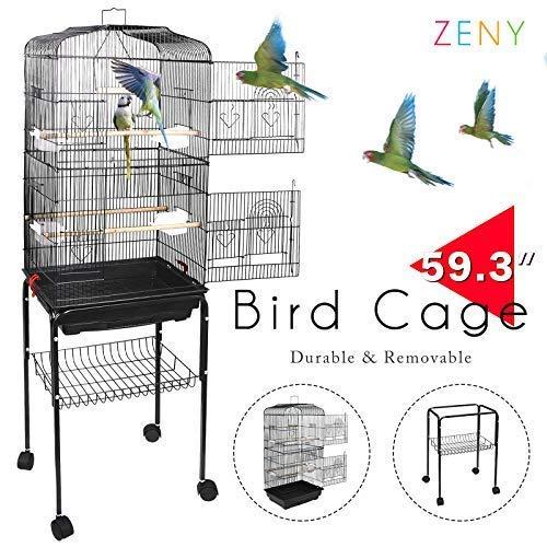 ZENY 59.3'' Bird Cage