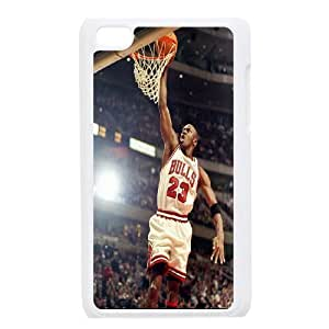 Custom High Quality WUCHAOGUI Phone case Super Star Michael Jordan Protective Case FOR IPod Touch 4th - Case-6