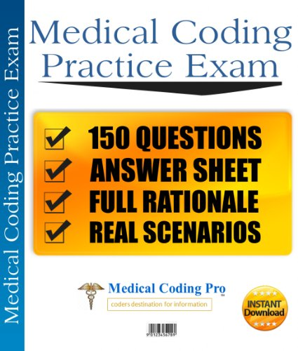 Download Medical Coding CPC Practice Exam #3 150 Questions (Medical Coding Pro Practice Exams) Pdf