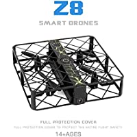 Mromick Z8 RC Mini Drone 0.3MP Wifi 2.4G 6AXIS Altitude Hold UFO Quadcopter Pocket Drone