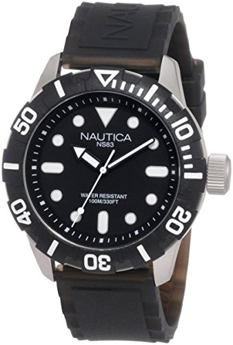 Nautica Men's N09600G South Beach Jelly NSR - 100  Watch
