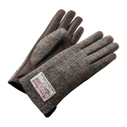(ハリスツイード) Harris Tweed レディース 手袋 シープスキン