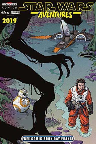 Amazon com: Free comic book day 2019 - Star Wars (French