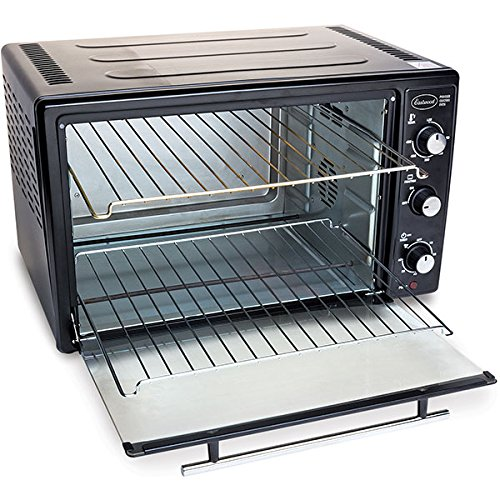 Eastwood Electric Bench Top Powder Coating Convection Oven Stainless Heating Quick Heat Recovery