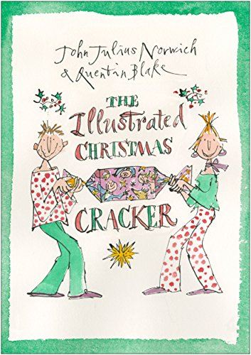 The Illustrated Christmas Cracker by Atlantic Books