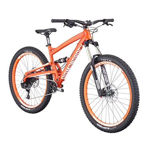 Diamondback Bicycles Option Full Suspension Mountain Bike Review