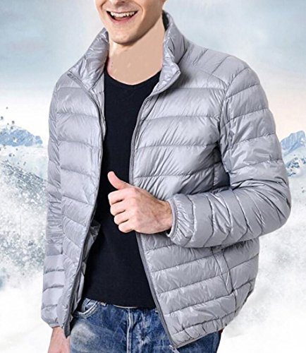 Gery amp;W Winter Men's M Coats Down Light Puffer amp;S Ultra Packable 7qap6nApw