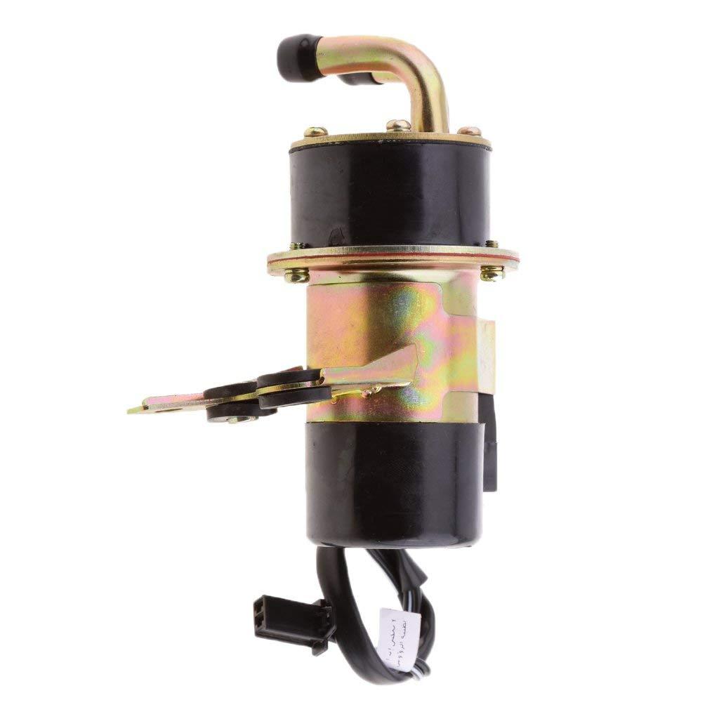 Backbayia Pompe /à Carburant /à Injection Dhuile Pompe /à Essence /Électrique Accessoire Remplacement Moto pour Yamaha