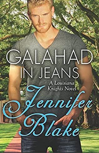 book cover of Galahad in Jeans