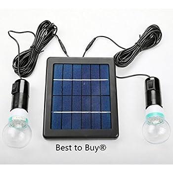 Best To Buy 5w Solar Panel Diy Lighting Kit Solar Home