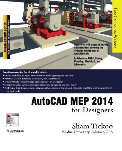 AutoCAD MEP 2014 for Designers