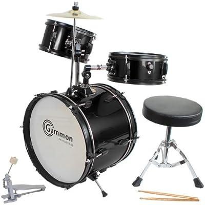 drum-set-black-complete-junior-kid