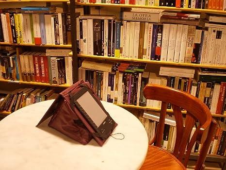 Atril ebook semipiel para leer en la cama: Amazon.es: Electrónica