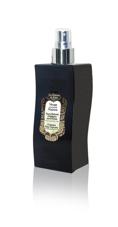 La Sultane de Saba Brume Hydratante Parfumée Champaka Fleurs Tropicales 200 ml