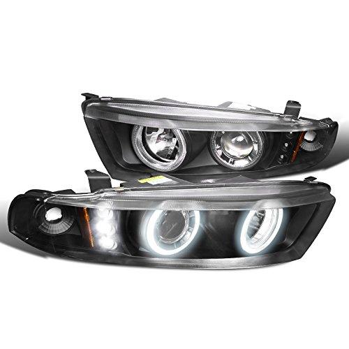 Mitsubishi Galant Led Projector Headlights Led Projector Headlights For Mitsubishi Galant