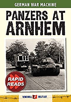 Panzers at Arnhem (Rapid Reads) by [Ripley, Tim]