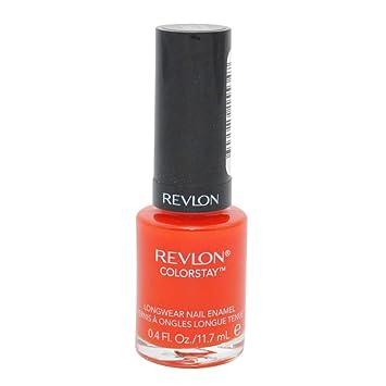 Amazon.com : Revlon Colorstay Nail Enamel - Sunburst - 0.4 oz : Nail ...
