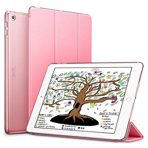 ESR iPad 9.7 2018/2017 Case, Lightweight Smart Case Trifold