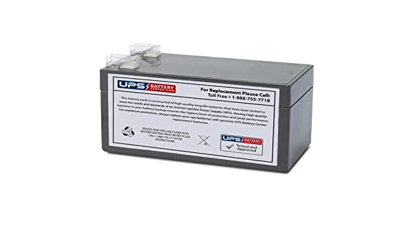 APC RBC35 New Compatible Replacement Battery by UPSBatteryCenter