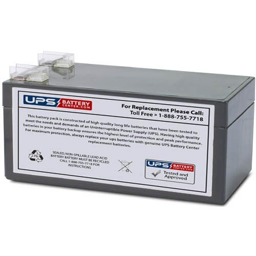 New UPS Battery for APC Back UPS ES 350 BE350R