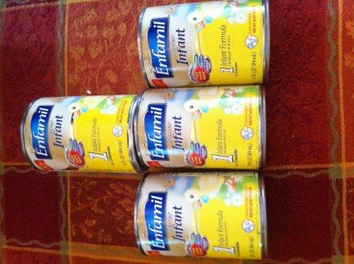 Enfamil 13fl Oz Formula (4 Cans)