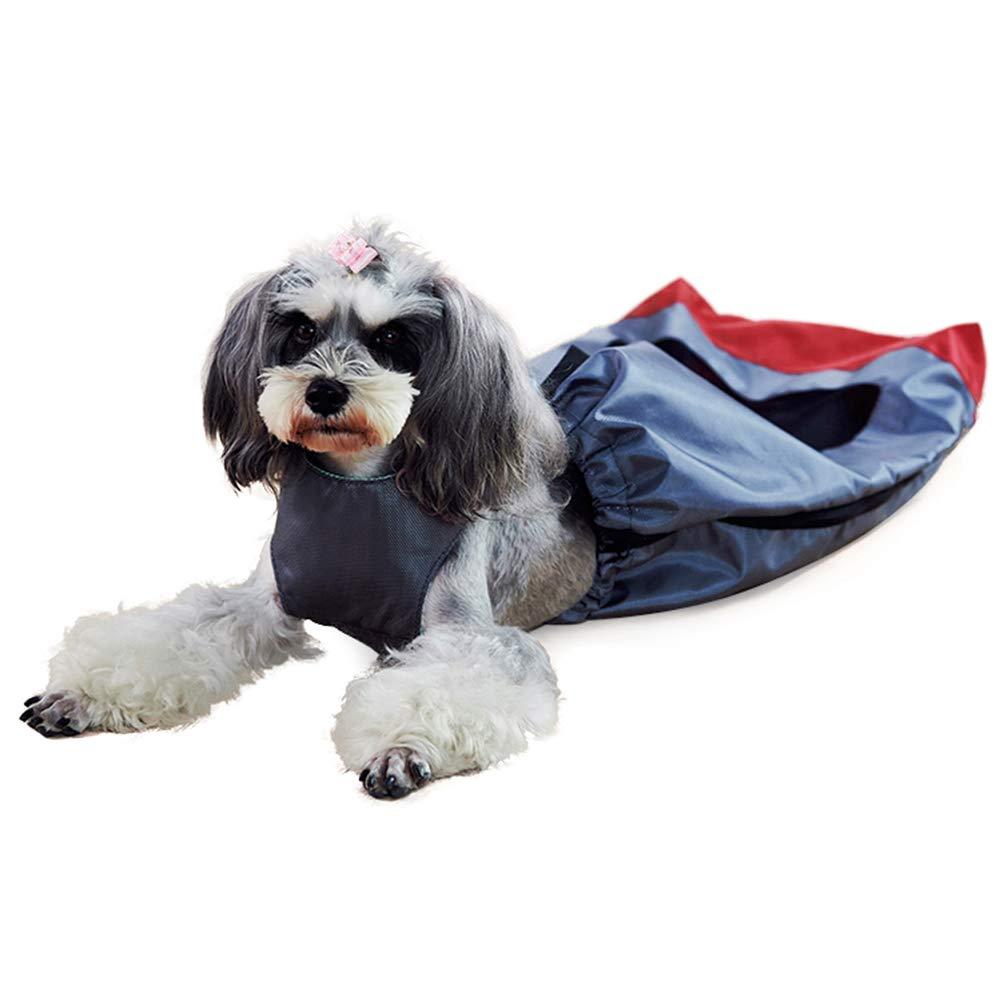 Bolsa De Arrastre Protege Perros Discapacitados-t. Mediana