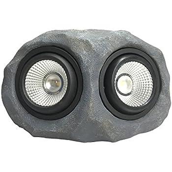 Moonrays 95828 Low Voltage Rock Spotlight Path Light