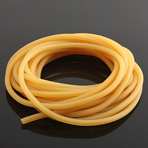 1.7 x 4.5mm Natural Latex Rubber Surgical Band Hose ( 10 M)