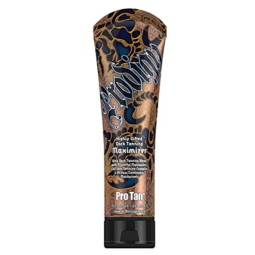 Pro Tan Prodigy Highly Gifted Dark Tanning Maximizer 265ml ()