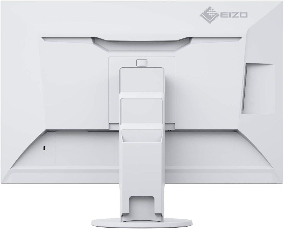Eizo Ev2457 Wt White Wuxga Pivot Ips Daisychain Led Computers Accessories