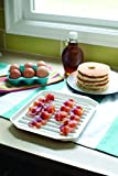 Nordic Ware Bacon Rack with Lid, 10.25x8x2