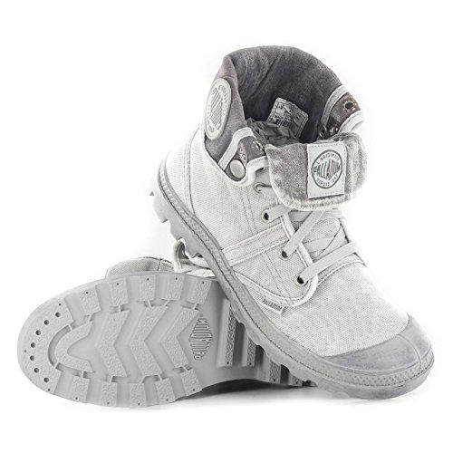 Palladium Baggy Femme Pallabrouse Gris Boots w 64q6r8wP