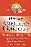 Random House Webster's Handy American Dictionary, RH Disney Staff, 0375719504