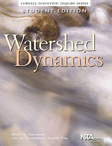 Watershed Dynamics (Cornell Scientific Inquiry Series) - PB162X2S
