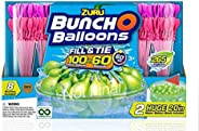 Bunch O Balloons - Ultimate Color Wars Family Pack (8 Pack) Rapid-Filling Self-Sealing Water Balloons (Amazon