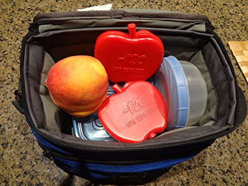 how to pack apples for lunch