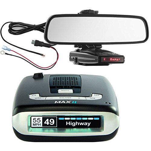 Escort Radar Detector Mirror Direct product image