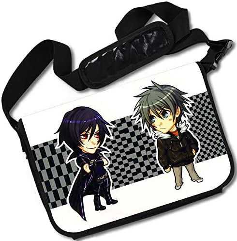 ROUNDMEUP Gift Anime Stylish Messenger Bag//Lap Top Bag MB Gift-4 15 x 11 Inches