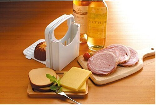 Multiform Bread Slicer 02 Bread Slicer, White