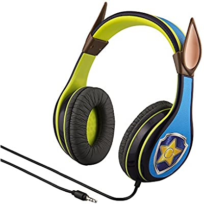 paw-patrol-chase-headphones-for-kids