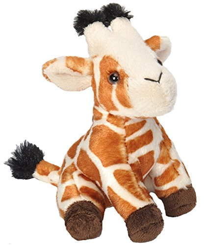 Wild Republic Giraffe Plush, Stuffed Animal, Plush Toy, Gifts for Kids, Cuddlekins 5 inches