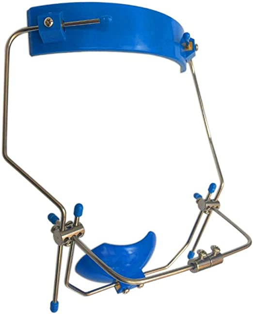 LXHSY Dental Ortodoncia Reverse-Pull Arnés Ajustable, Dental ...