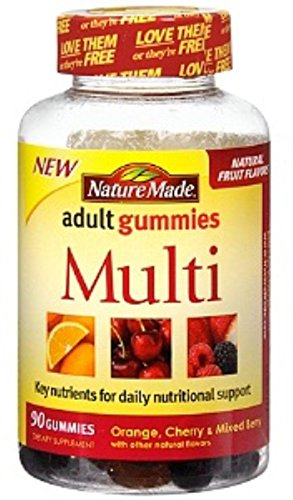 Nature Made Multi Adult Gummies