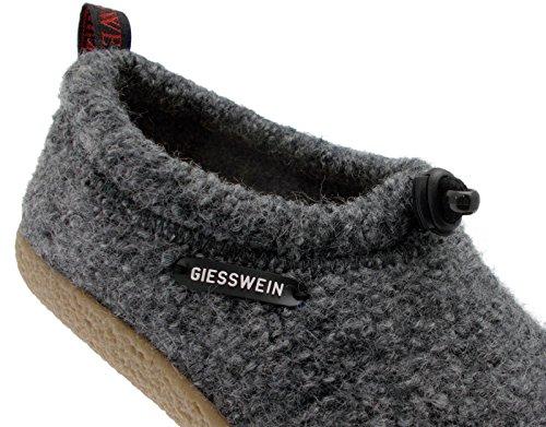 Giesswein Slipper Gray Vent Slipper Gray Vent Giesswein HpS6aH